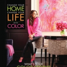 Moll Anderson Says 'Change Your Home, Change Your Life with Color'