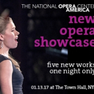 OPERA America to Highlight Five Works in NEW OPERA SHOWCASE at Town Hall