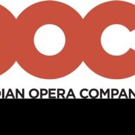 Canadian Opera Company Releases Full Schedule of Events for January 2016