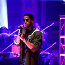 VIDEO: Grammy Winner Kid Cudi Performs 'Kitchen' on TONIGHT SHOW