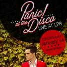 Panic! At The Disco to Headline LPR This January
