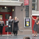 Photo Flash: La MaMa Announces Top to Bottom Renovation of 4th Street Home at BLOCK PARTY Photos