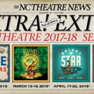 BRIGHT STAR, THE WONDER YEARS THE MUSICAL, and More Announced for North Carolina Theatre and Broadway Series South's 2017-18 Season