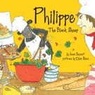 PHILIPPE THE BLACK SHEEP Children's Book is Released