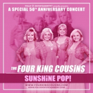 The Four King Cousins to Celebrate 50th Anniversary with LA Concert