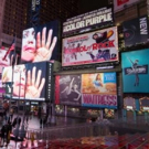 Pipilotti Rist Presents OPEN MY GLADE (FLATTEN) on Times Square
