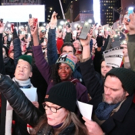 Photo Coverage: On Inauguration Eve, Broadway Unites to Take a Pledge for the Ghostlight Project