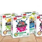 Sprout Foods Grows Up and Introduces Organic SMASH Fruit, Vegetable, and Super Grain Pouch Snacks to School Children