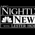 NBC NIGHTLY NEWS is #1 Across the Board During Week of NH Primary