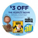 all Laundry Brings Blockbuster PEANUTS MOVIE Right Into Your Home