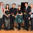 Photo Flash: Artist Series Concerts Celebrates 2017 National Piano Competition Winners