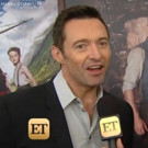 VIDEO: PAN's Hugh Jackman Covers Taylor Swift for Co-Star's Birthday Celebration