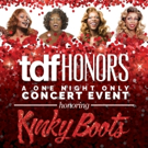 It's the Land of Lola! Four Lolas Will Headline TDF HONORS KINKY BOOTS Fundraiser