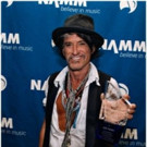 Legendary Aerosmith Guitarist Joe Perry Honored with Les Paul Award
