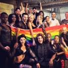 Photo Flash: MATILDA, CHICAGO, and More Casts Take Saturday Intermission Pics! Photos