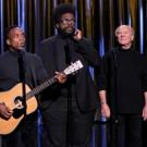 VIDEO: Black Simon & Garfunkel Perform 'I Can't Feel My Face' with the Real Art Garfunkel on TONIGHT SHOW