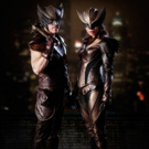 First Look - Broadway's Ciara Renee Stars as 'Hawkgirl' in The CW's LEGENDS OF TOMORROW