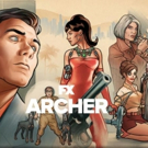 FX Animated Series ARCHER and LEGION Heading to New York Comic Con