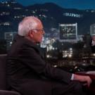 VIDEO: Presidential Candidate Bernie Sanders Talks Brussels Terrorist Attacks on KIMMEL