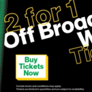 Get 2-for-1 Tickets with Off-Broadway Week