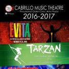 EVITA, SISTER ACT & More on Tap for Cabrillo Music Theatre's 2016-17 Season