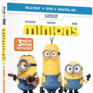 Hit Animated Comedy MINIONS Coming to Digital HD, Blu-ray/DVD & On Demand