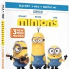 Hit Animated Comedy MINIONS Coming to Digital HD, Blu-ray/DVD & On Demand