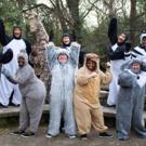 Photo Flash: Cast of MADAGASCAR Visits the Jackson Zoological Park!