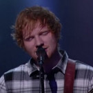 VIDEO: Ed Sheeran Pays Tribute to Bill Withers with 'Ain't No Sunshine' on COLBERT