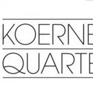 Koerner Quartet Sets 2015-16 Season
