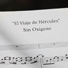'Sin ox�geno' es el single de EL VIAJE DE HERCULES
