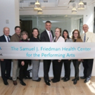 Photo Flash: The Actors Fund Opens Friedman Health Center for the Performing Arts