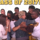 VIDEO: Ellen Surprises Entire Senior Class with 4-Year College Scholarship