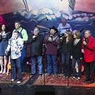 COUNTRY'S FAMILY REUNION and LARRY'S COUNTRY DINER Get Ready to Make Waves