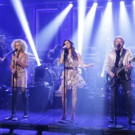 VIDEO: Little Big Town Performs 'Rollin' on TONIGHT SHOW