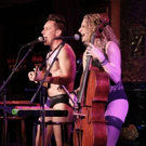 THE FRIDAY SIX: Q&As with Your Favorite Broadway Stars- The Skivvies: Lauren Molina & Nick Cearley!