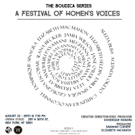 THE BOUDICA SERIES Women's Voices Festival to Kick Off This Month
