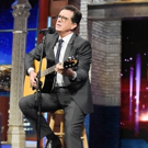 VIDEO: Stephen Colbert Mourns the Breakup of 'Hiddleswift' In Song