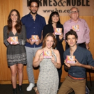 Photo Coverage: WAITRESS Company Signs Cast Albums at Barnes & Noble! Photos