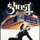 Ghost Performs on LATE SHOW WITH STEPHEN COLBERT Tonight