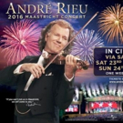 Andre Rieu's 2016 Maastricht Concert to Screen Via Satellite in the UK, July 23