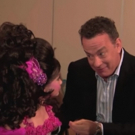 VIDEO: Tom Hanks Spoofs 'Toddlers & Tiaras' on JIMMY KIMMEL