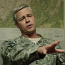 VIDEO: First Look - Brad Pitt Stars in Netflix Original Film WAR MACHINE