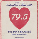 79.5 Releases 'Boy Don't Be Afraid' for Valentine's Day via Big Crown Records