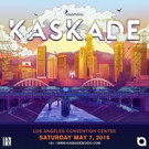 Kaskade to Perform at Los Angeles Convention Center (L.A.C.C.) 5/7