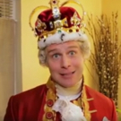 VIDEO: Awesome! Wow! Jonathan Groff Promos 'Olivier Awards' as HAMILTON's King George III