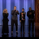 VIDEO: Pentatonix Performs 'Tonight Show' Theme Song, New Single 'Can't Sleep Love'