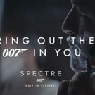 As World Preps or Release of SPECTRE, Gillette Celebrates 'Bond Moments' in Every Man's Life