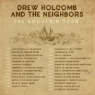 Drew Holcomb and The Neighbors Set to Release New Full Length Studio Album 'Souvenir'