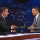 VIDEO: NJ Gov Chris Christie Wants to Deport Trevor Noah on Last Night's DAILY SHOW